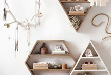Creative decor & furniture / Creative furniture and decor which could be used both in grown-ups' and kids' room. Interior design ideas amd inspiration. Ideas on how to include furniture and decor for adults in kids room and nursery design for sophisticated and stylish spaces.