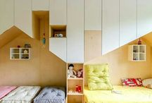 Shared rooms for kids / Shared rooms for kids | Rooms for two or more kids | Design tips and ideas | Inspiration