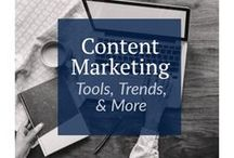 Content Marketing / Content Marketing Tools, Marketing Trends, and more