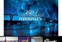 Concrete, December 2017 / The December edition of Concrete features all 15 of the Society Awards shortlisted projects and the three Supporting Industry Awards, a Regional Network update Society News