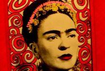Friducha / My muse Frida Kahlo...