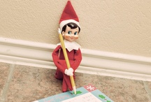Elf on the shelf / by Chad N Chey Byers