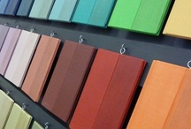 colours of Chalk Paint ™  by Annie Sloan / the beautiful colours in the Chalk Paint ™ decorative paint by Annie Sloan range