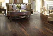 Welcoming Wood Floors