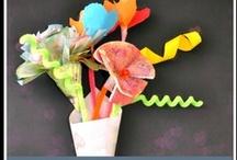 Kids Crafts (including S.S. crafts)