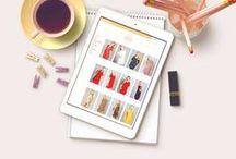 Pink Toast Website Design