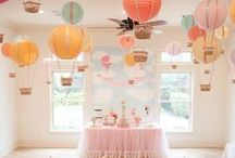 Party Ideas / Fun ideas and colorful products for parties.