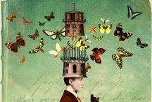 Butterflies / I feel like a butterfly...
