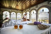 Wellness & SPA / Museum Hotel offers you a healthy and happy vacation with different massage techniques and professional touches. Our special massage treatments with distinctive herbs and herbal oils will relax you, gently immersing you into the tranquility and the joy of Cappadocia. / by Museum Hotel