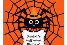 Halloween Gift Ideas / Gift Ideas for the whole family Halloween celebrations.