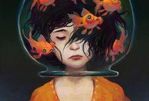 Illustrated / Ilustrations make me inspired