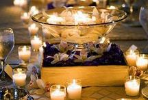 Event Lighting / Unique and beautiful ways to light up a wedding or special event. Lighting supplies available at save-on-crafts.com.