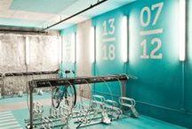 ID28 - Interior Decoration / Galleria immagini di Interior Decoration da cui trarre ispirazioni - adesivi murali, rivestimenti, riqualificazioni, decorazioni e abbellimenti. www.ventotto.net