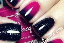 Nails / ideas for beautiful nails .