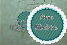 Hana Madrina / Little fairy things made with fairy big love