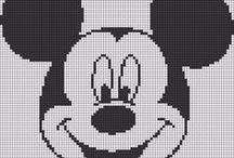 Mickey Mouse / xszemes