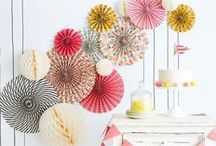 Paper Goods / All the paper party supplies you'll need!