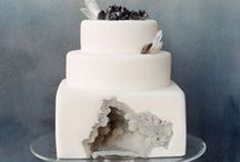 Let Them Eat Wedding Cake! / Fabulous Cakes and other Yummy Goodies!!