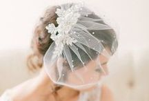 Finishing Touches / You have the Dress, now add those bridal touches!! Veils and accessories are a must for the big day!