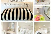 Bed•rooms / + Bedrooms, wardrobes +  furniture, decor