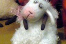 овечки / sheeps