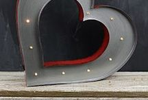 Valentine's Day / Decorations and celebratory ideas for Valentine's Day