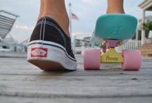 Penny boards / by Marie Rose