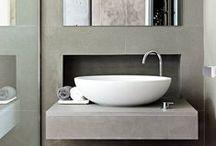 Bathrooms / Ideas for a new bathroom and bathroom renovations