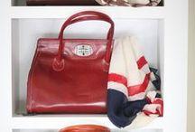 Ladylike: Leather Handbags
