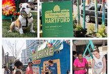 Hartford PARK(ing) Day