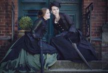 Viktorianische Kleider