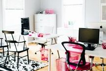 Office Design / Design of the Pink Toast headquarters