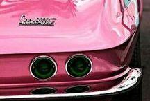 Pink Vehicles
