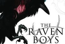 The Raven Cycle / The love for trees that speak Latin and a boy that wears boat shoes.