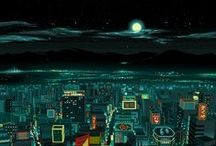 •Pixel ART• / •My favourite art style•