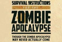 •Zombies apocalypse• / •Learn how to survive zombies apocalypse•
