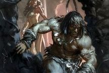 CREATURES, SWORDS, SORCERY AND FANTASY