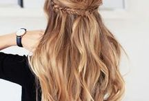Pricess Hair / GLENI loves everything that is beautiful.  DIY masks and hairstyles to have amazing, beautiful princess hair.