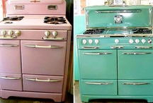 Vintage Appliances / Even better if they are working.