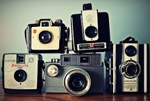 Say Cheese! Vintage Camera Style
