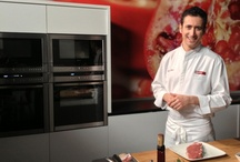 Aprendiendo a cocinar / Lugares y eventos donde cocinar y disfrutar con Neff