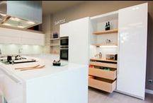 ¿Dónde comprar Neff? / Estudios de mueble de cocina donde encontrarás ideas para tu nueva cocina y te aconsejarán sobre los electrodomésticos Neff que necesitas. / by LoveCooking Neff