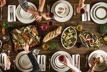 Para la mesa / Ideas para poner la mesa, decoración de vajillas... ¡no te las pierdas!