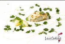 Pescados y mariscos / Recetas deliciosas y nutritivas con pescados y mariscos como ingredientes principales