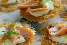 Special Starters / Impressive appetisers that are quick and easy to create.