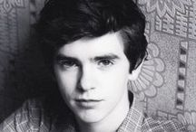 Freddie Highmore / This guy... *sigh* / by Madie Mendels