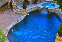 Pools and Patios / Dream pools and patios