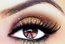 Killer Eye Makeup / Makeup and photography of makeup to pass along to MUA's for shoots.