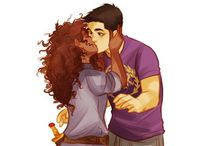 Percy Jackson / Status: Still waiting for pernico / by Frances England