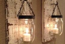 Rustic Decor  / We are inspired by Rustic Design Ideas & Decor!  For more inspiration visit our facebook page: https://www.facebook.com/nufloorslangley
